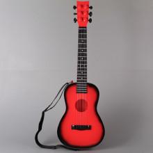 Рок китара с метални струни