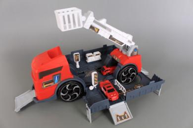 К-т Пожарен камион-паркинг