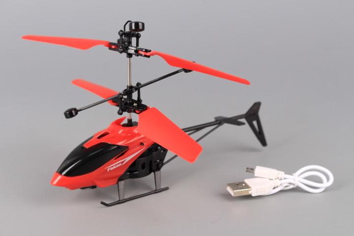 Хеликоптер със сензорно управление