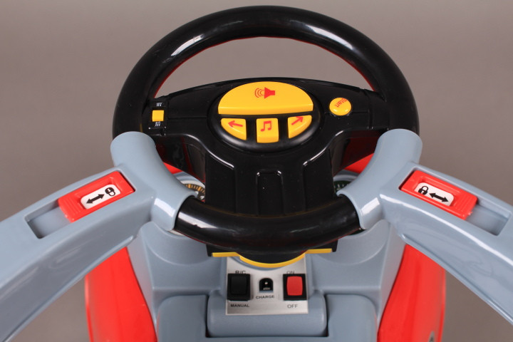 Кола/кракомобил с акумулатор и родителски контрол-3 в 1