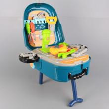Куфар - работилница с инструменти - 4 в 1