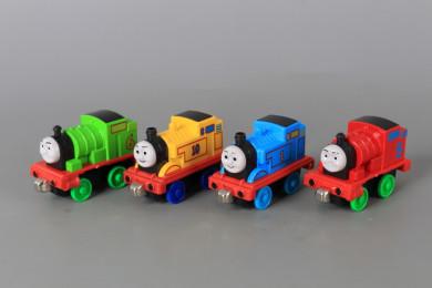Метални локомотивчета-4 бр