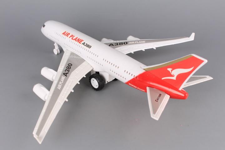 Самолет инерционен