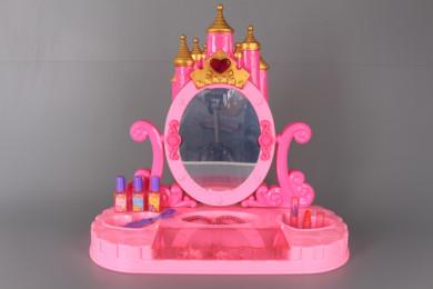 Настолна тоалетка Замък с магически звуци и светлини