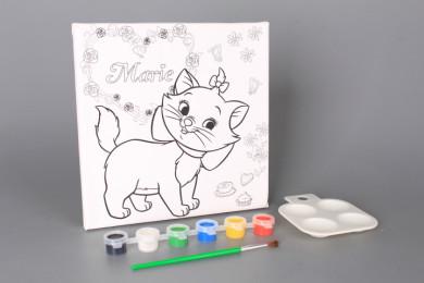 Канава за оцветяване - CAT MARIE