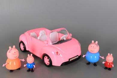 Кола-пикник и прасенца