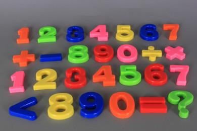 К-т Магнитни цифри