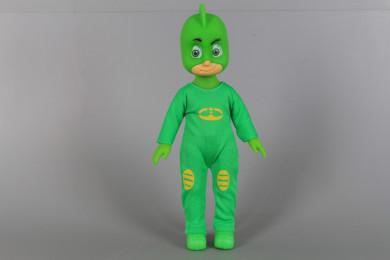 Кукла с маска и пижама-музикална