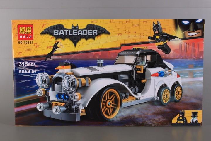 Конструктор Батлидер-316 елемента
