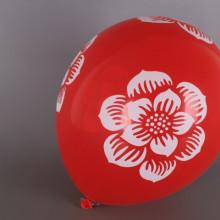 Балони с цветя-8 броя