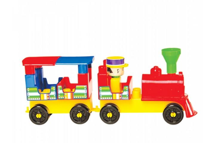 Конструктор влак