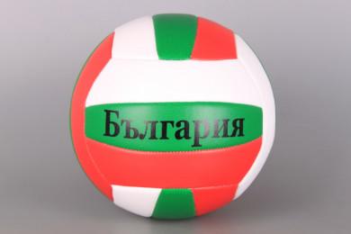 Топка волейбол с надпис