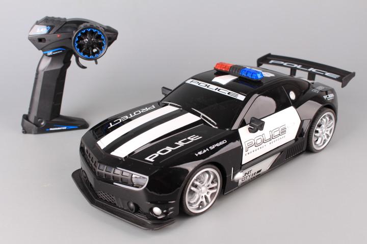 Радиоуправляема кола със зареждащи се батерии