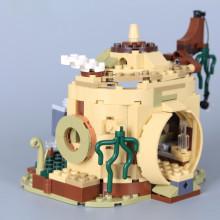 Конструктор Хижа и джедаи-241 елемента
