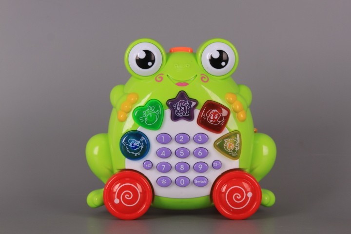 Жабка-телефонче
