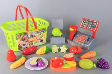 К-т Кошница с плодове и зеленчуци за рязане