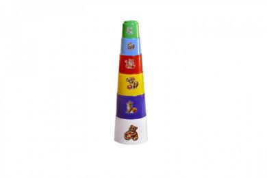 Кула с чашки-6 ел.