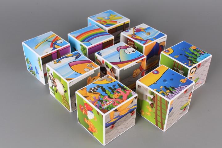 Кубчета - 9 ел.