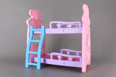 Двуетажно легло за кукли