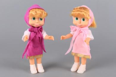 Две кукли комплект