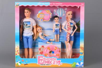 Кукли семейство
