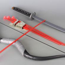 К-т Лък и меч NINJA