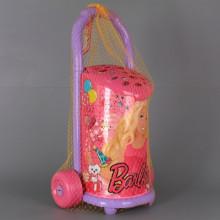 Количка за пазаруване с продукти-Barbie