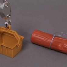 Кулокран с кабел-128 см