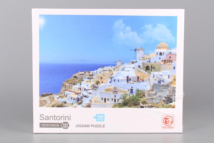 Пъзел Santorini - 1000 ел.