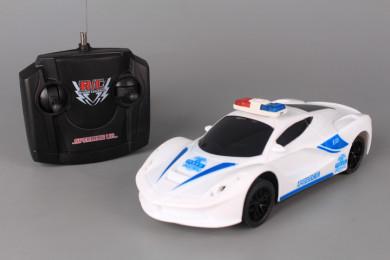 Полицейска кола радиоуправляема