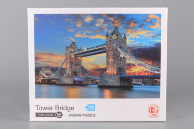 Пъзел Tower Bridge - 1000 ел.