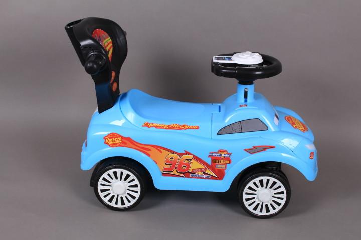 Кракомобил с родителски контрол и сенник-музикален