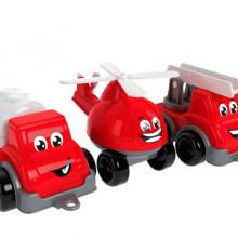 Комплект пожарни машини