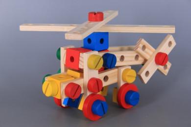 Дървен конструктор