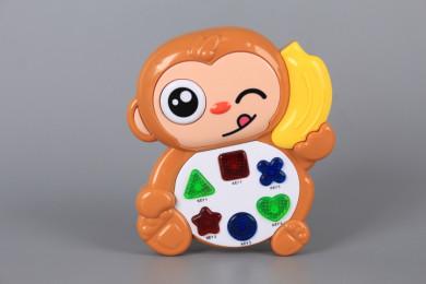 Маймунка- музикална