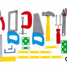 Куфар с инструменти-46 ел.
