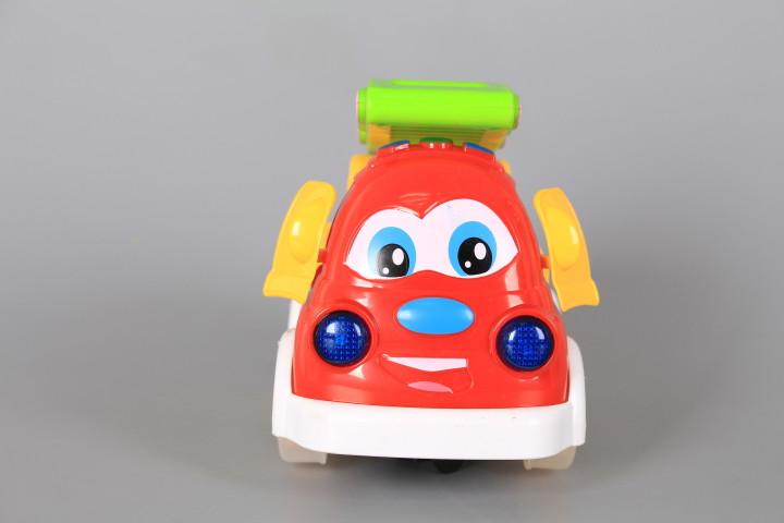 Пожарна кола с музика и светлинни ефекти