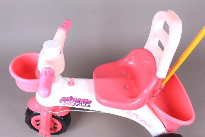 Триколка PRINCESS с родителски контрол