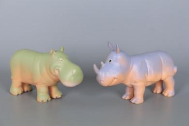 Гумени диви животни-2 броя