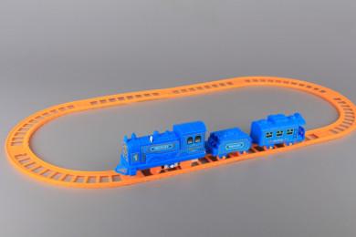 Влакче с два вагона