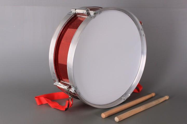 Метален барабан с дървени палки-30 см