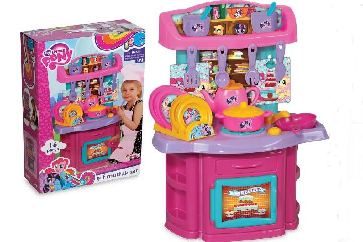 Кухня My Little Pony-16 ел.
