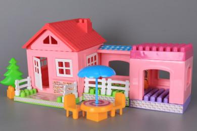 Конструктор Къща Candy & Ken