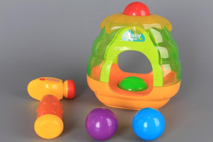 Игра с чук и топки