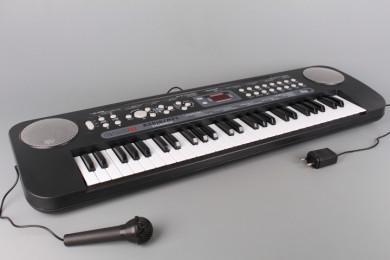 Йоника с микрофон, адаптер и радио-75 см