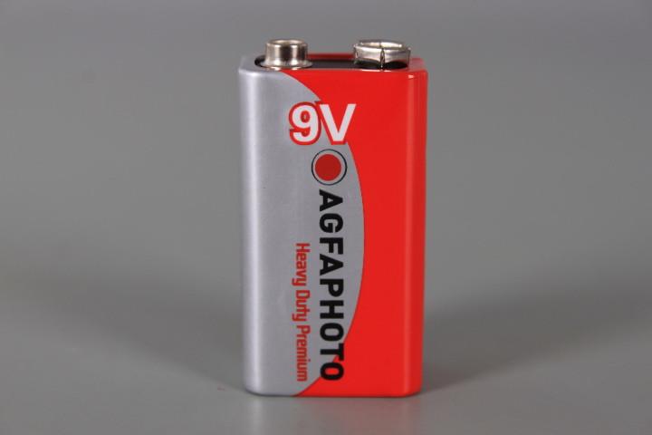 Батерия AGFAPHOTO 6F22 9V