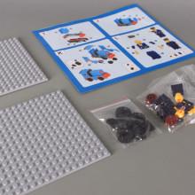 3D Пъзел ЖП гара-107 елемента
