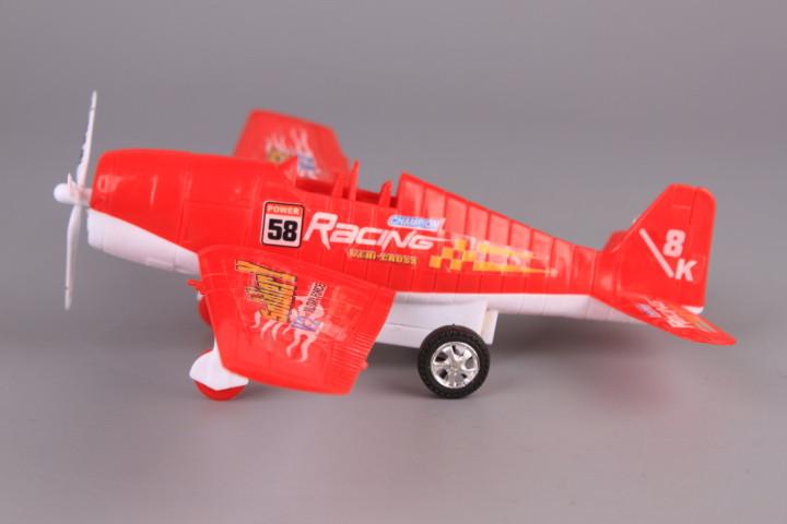 Самолет фрикционен