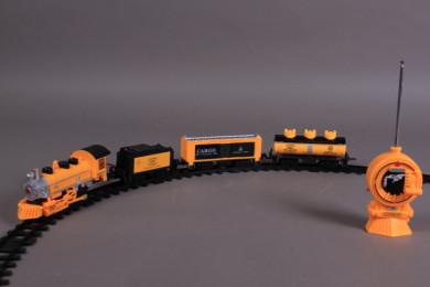 Влак-радиоуправляем