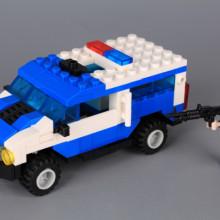 Конструктор CITY POLICE - 1122 ел.